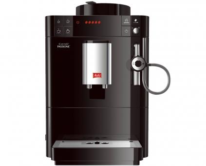 [Kaffeevollautomat] Melitta Caffeo Passione Schwarz F53/0-102