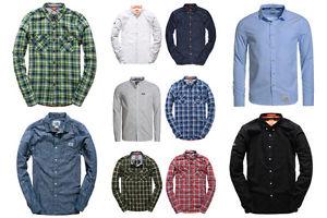 Ebay - Herren Superdry Shirts Versch. Modelle und Farben. XS bis XXXL