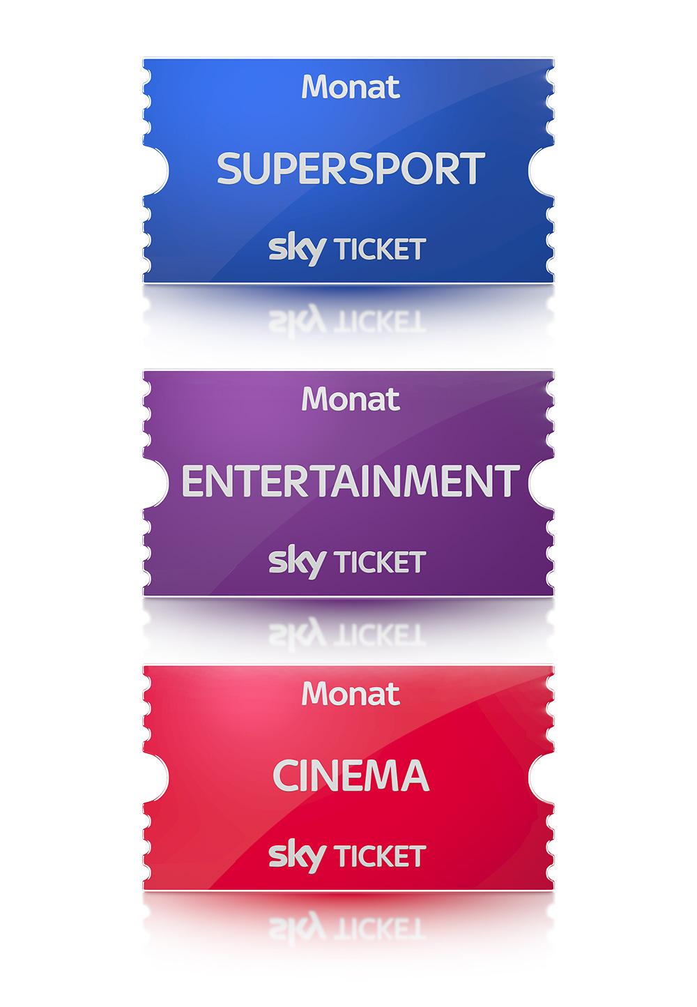 [Sky] Einen Monat ALLE Sky Tickets für Neukunden zusammen für 9,99 € - monatlich kündbar.