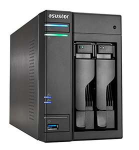 Amazon Blitzangebot - Asustor AS6102T 2-Bay NAS System [Ersparnis ggü. Idealo: 51,90€]