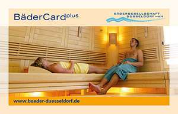 [Düsseldorf] - BäderCard plus für 23€