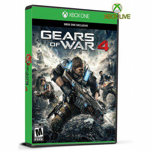 Gears of War 4 Key 23,99 Euro Xbox