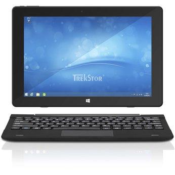 "[Euronics] Trekstor SurfTab Twin 10.1 25,65cm (10,1"") 2 in 1 Detachable-Notebook schwarz 2GB RAM 32GB Speicher"