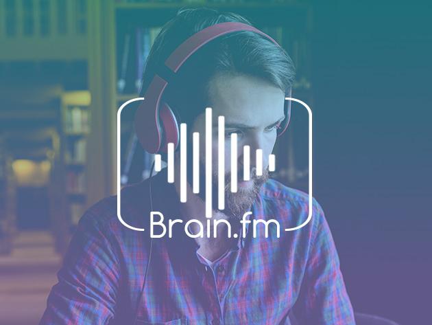 [StackSocial] Brain.fm Lifetime Lizenz für USD 35,10