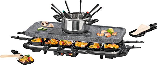 [Kaufland] ab 8.12. GOURMETmaxx Raclette- und Fondue-Set 0972 für 8-12 Personen