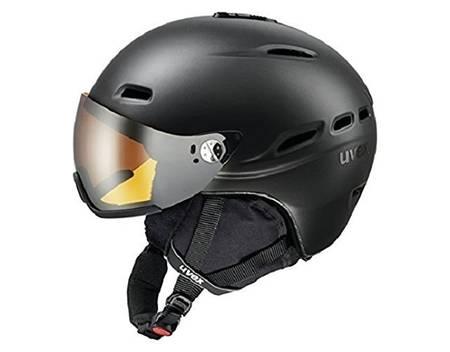 Uvex HLMT 200 für 79,95€ bei Allyouneed - Ski-Helm mit Visier in Größe M oder L für Männerz