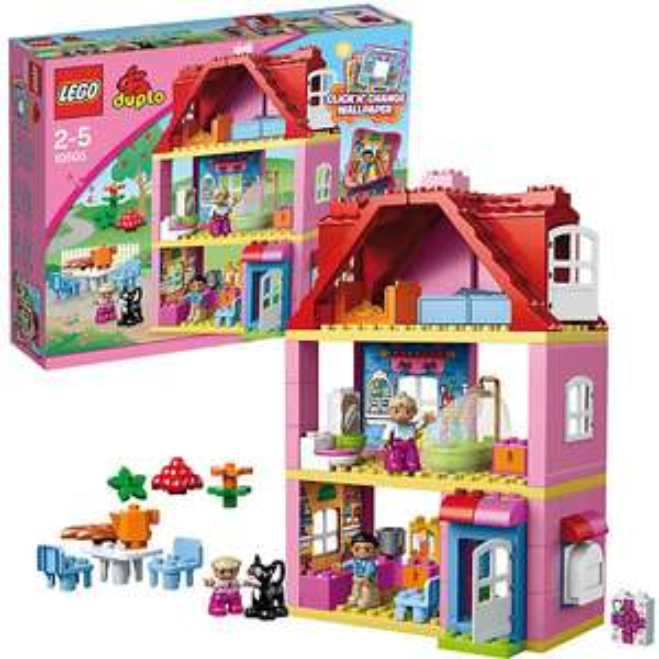 Lego Duplo 10505 Familienhaus für 41,95€ inkl. VSK bei [MyToys]