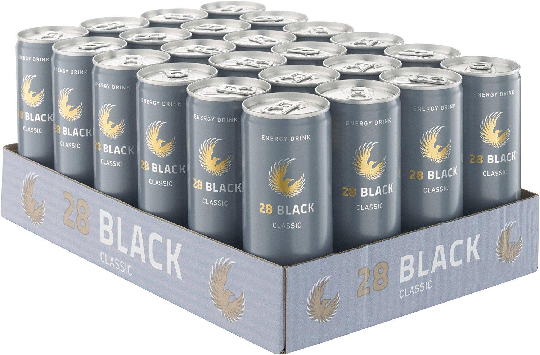 [AMAZON ] 24 Dosen 28 Black für 15,90€