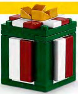 LEGO - GRATIS MONATLICHE MINI-MODELL-BAUAKTION - DEZEMBER