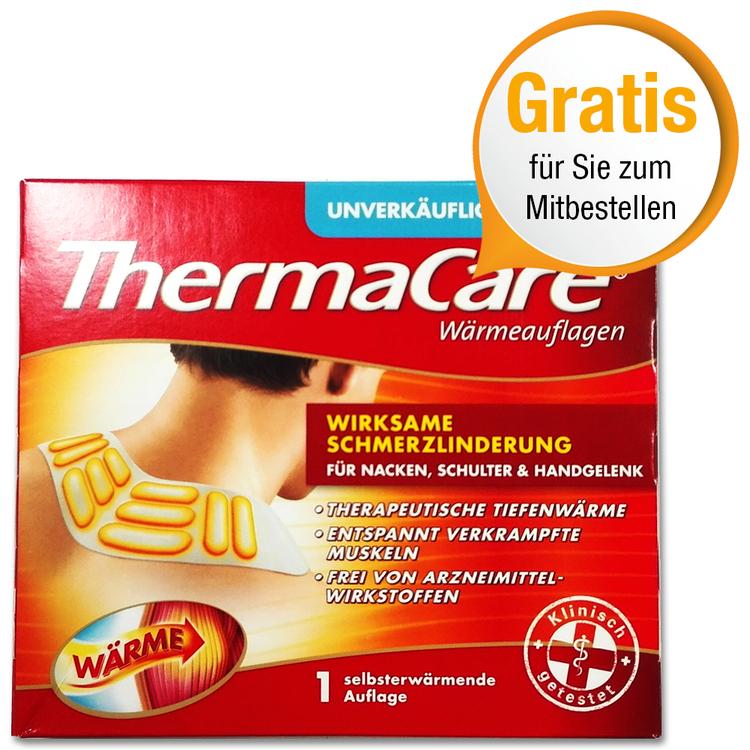 Gratis ThemraCare Pflaster im Wert von 4 Euro + 3,95€VSK