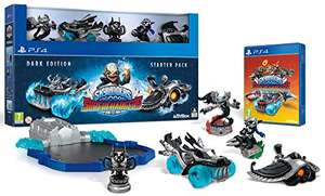 Skylanders: Superchargers - Dark Edition Starter Pack (PS4) für 23,89€ bei Amazon.it