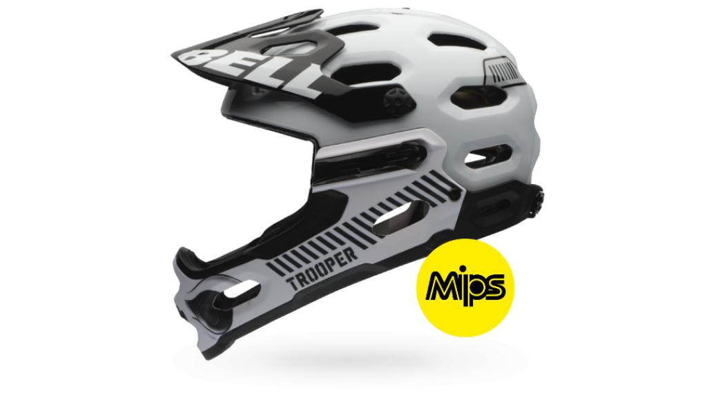 [Bestpreis] Bell Super 2R MIPS Helm Star Wars Stormtrooper Limited Edition