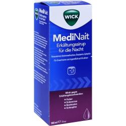 Wick Medinait Erkältungssaft 180ml für die kalten Tage