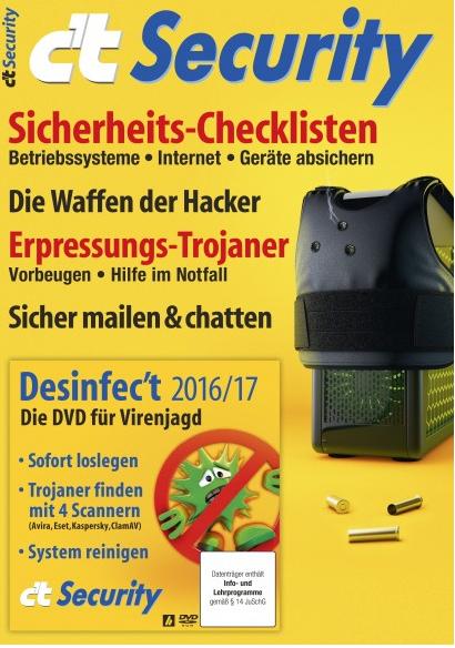 (davon-hast-was.com) 3 Ausgaben c´t Kostenlos