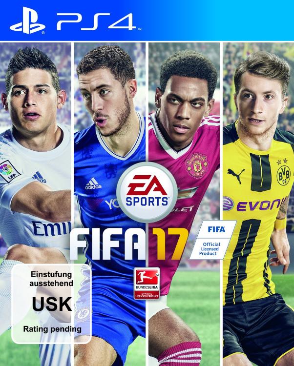 Fifa 17 PS4 Blitzdeal