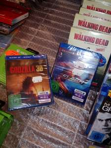Lokal: Expert Bening in Minden: Blu-Ray The Walking Dead 5.St. 9,-, The Flash 1.St. 7,- uvm