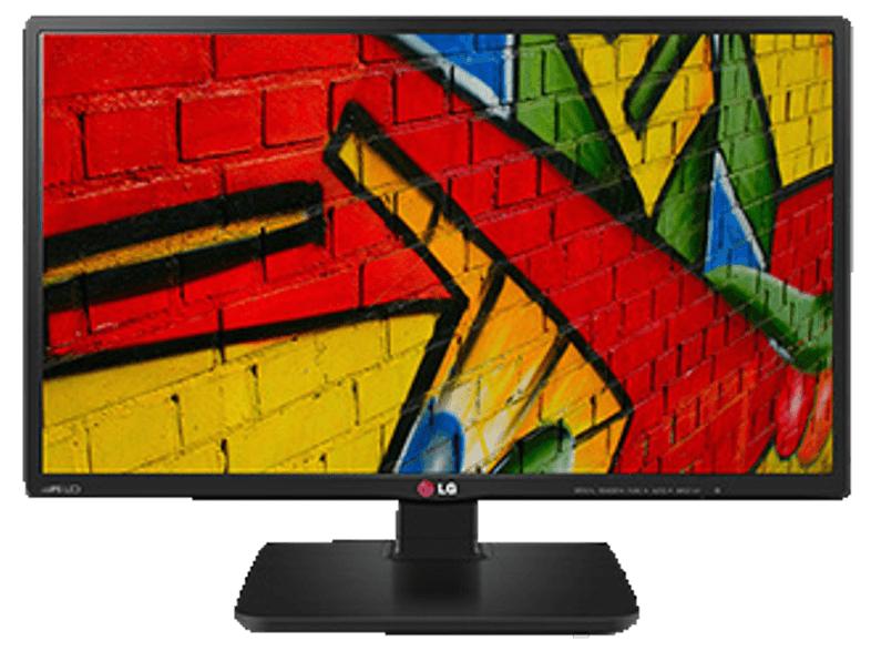 "LG Electronics 24MB56HQ-B (24"" FHD AH-IPS, 250cd/m², 1.000:1, 5ms, HDMI + VGA, höhenverstellbar) @mediamarkt.de"