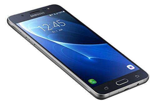 Samsung Galaxy J5 (2016) DUOS Smartphone (5,2 Zoll (13,2 cm Touch-Display, 16 GB Speicher, Android 6.0) schwarz oder gold