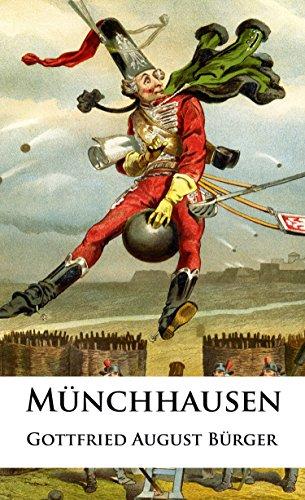 Kindle:Münchhausen: Illustrierte Ausgabe - farbig in HD.Und Heidi und Alice im Wunderland illustriert.