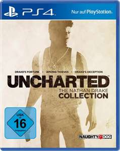 (Otto) Uncharted: The Nathan Drake Collection (PS4)