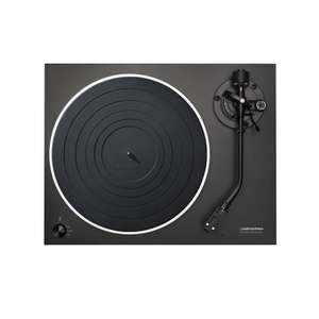 Brands4friends Audio Technica AT-LP5 Plattenspieler - Direktantrieb, incl. AT95EX, USB + Analog, eingeb. Vorverstärker