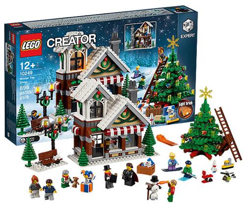 20% auf Lego City und Creator ab 39€ bei [MyToys] z.B. 10249 Weihnachtlicher Spielzeugladen für 42,74€ statt ca. 54€