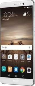 [allestechnik] Huawei Mate 9 LTE-Dual-SIM Smartphone 15 cm (5.9 Zoll) 2.4 GHz Octa Core 64 GB 20 Mio. Pixel, 12 Mio. Pixel Android™ 7.0