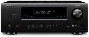 Denon AVR 1612 5.1 AV-Receiver (3D, HDMI, 5x 120 Watt, UKW-/MW-Tuner) schwarz @ AMAZON