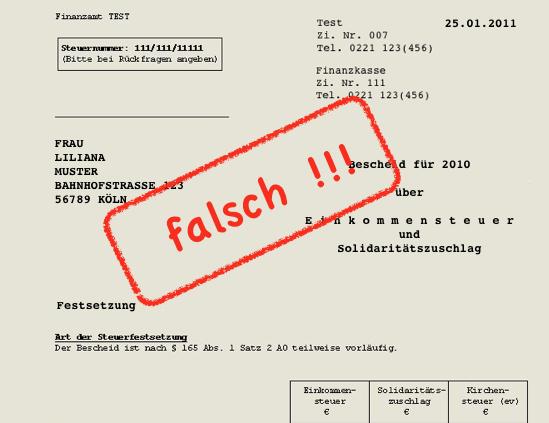 janolaw Adventskalender: Einspruch gegen Steuerbescheid - Mustervorlage (Werbungskosten)