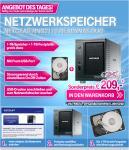 Netgear RND2110 ReadyNAS Duo 1.0TB Gigabit Desktop (1x1.0TB)+1TB gratis