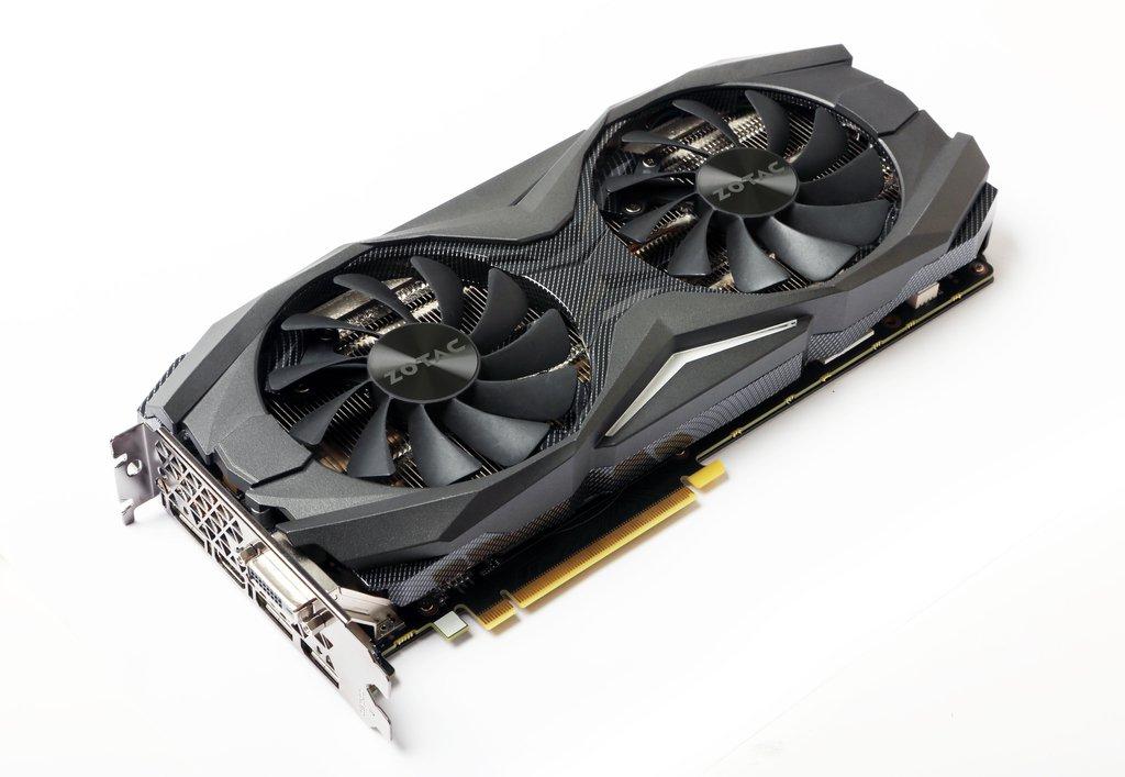 Zotac GeForce GTX 1080 AMP! inkl. Watchdogs 2 - Notebooksbilliger