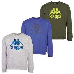 (eBay) Kappa Herren Pullover Sertum für 14,99€