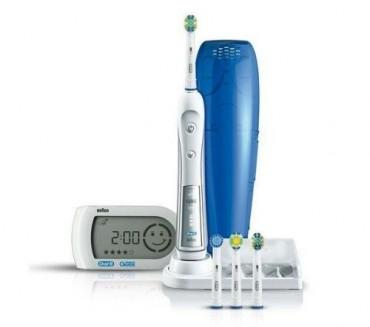 Preisfehler?!  -> Oral B Triumph 5000 elektrische Zahnbürste, mit 4 Aufsteckbürsten  --> 79,12 € statt 189,07 €