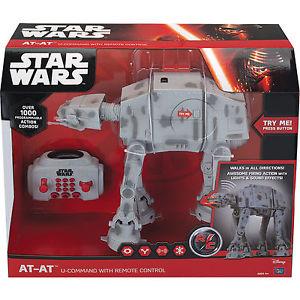 Star Wars AT-AT U-Command Roboter mit Fernsteuerung über eBay/Alternate für 59,90€ statt 75€