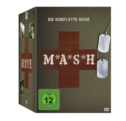 [Amazon Blitzangebot] M*A*S*H – Die komplette Serie (33 DVDs)