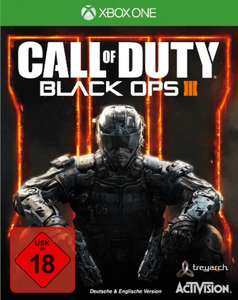 [Gamestop] Call of Duty: Black Ops 3 für 19,99 inkl. Sunset Overdrive [Xbox One]
