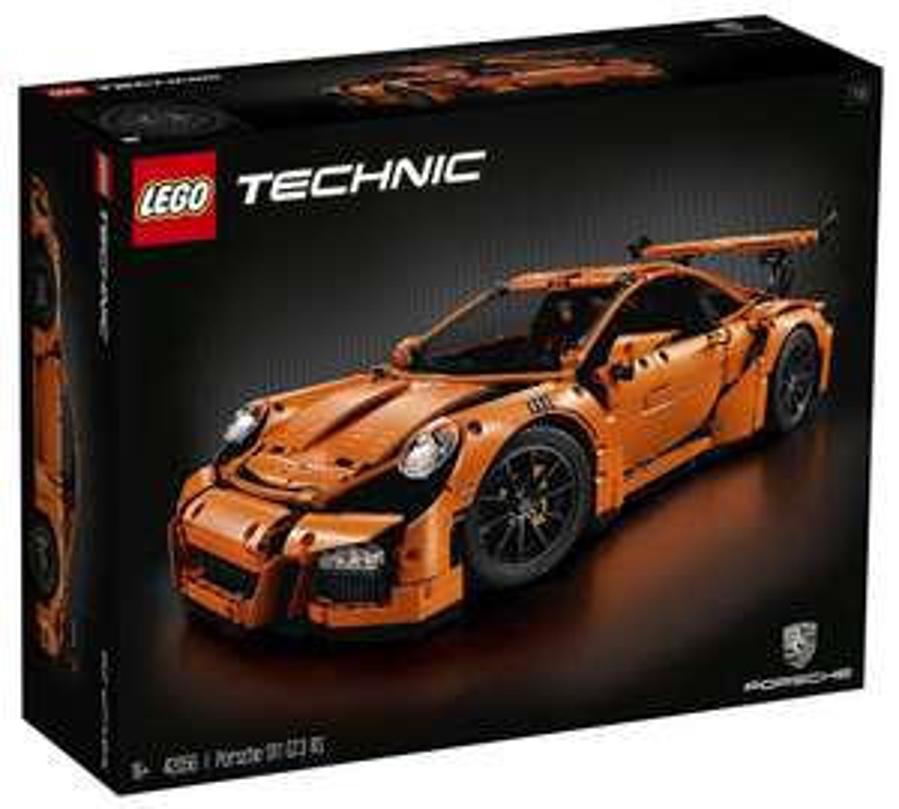 LEGO Technic 42056 - Porsche 911 GT3 RS für 202,76€ inkl. Versand [PVG: 270€] [amazon.fr PRIME]