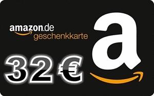Freenet/Schubert - 32€ Amazongutschein für 3,90€ - 2 Simkarten im Set