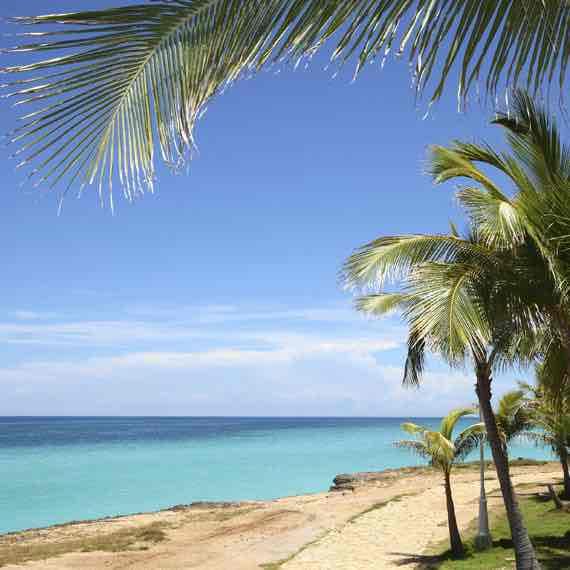 Köln nach Varadero, Cuba über  Weihnachten für €276!