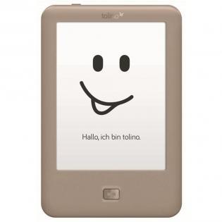 [Redcoon] - Tolino Page E-Reader - 6 Zoll, WLAN, 4GB - UPDATE : Nicht mehr versandkostenfrei
