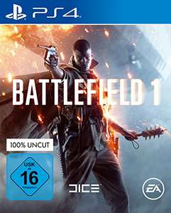 [Amazon] Battlefield 1 PS4 41,97€