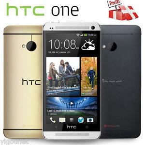 """Ebay: HTC One (M7) """"generalüberholt"""" für 76,99 €!"""
