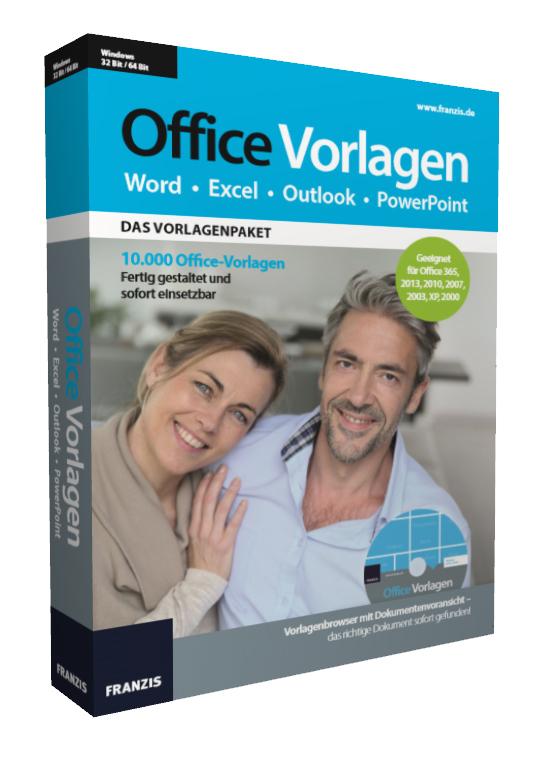 [Chip Adventskalender] 10.000 Vorlagen für Office