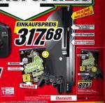 PS3 bei MM für 318,- Euro