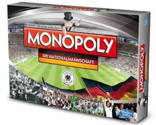 [Prime] Hasbro Monopoly - Die Nationalmannschaft
