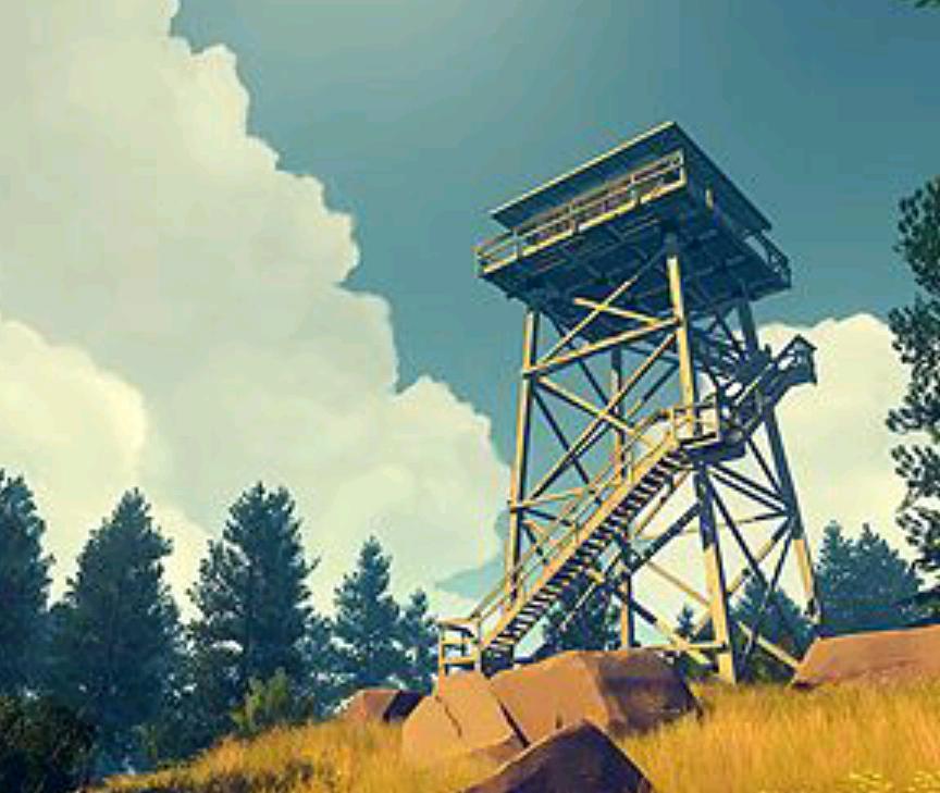 Firewatch (Xbox One)