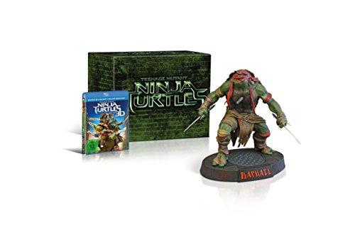 [Amazon Blitzangebot] Teenage Mutant Ninja Turtles Collector's Edition (2D + 3D Blu-ray – Limited Edition)