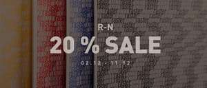 20 years of raster-noton – 20% off everything!*