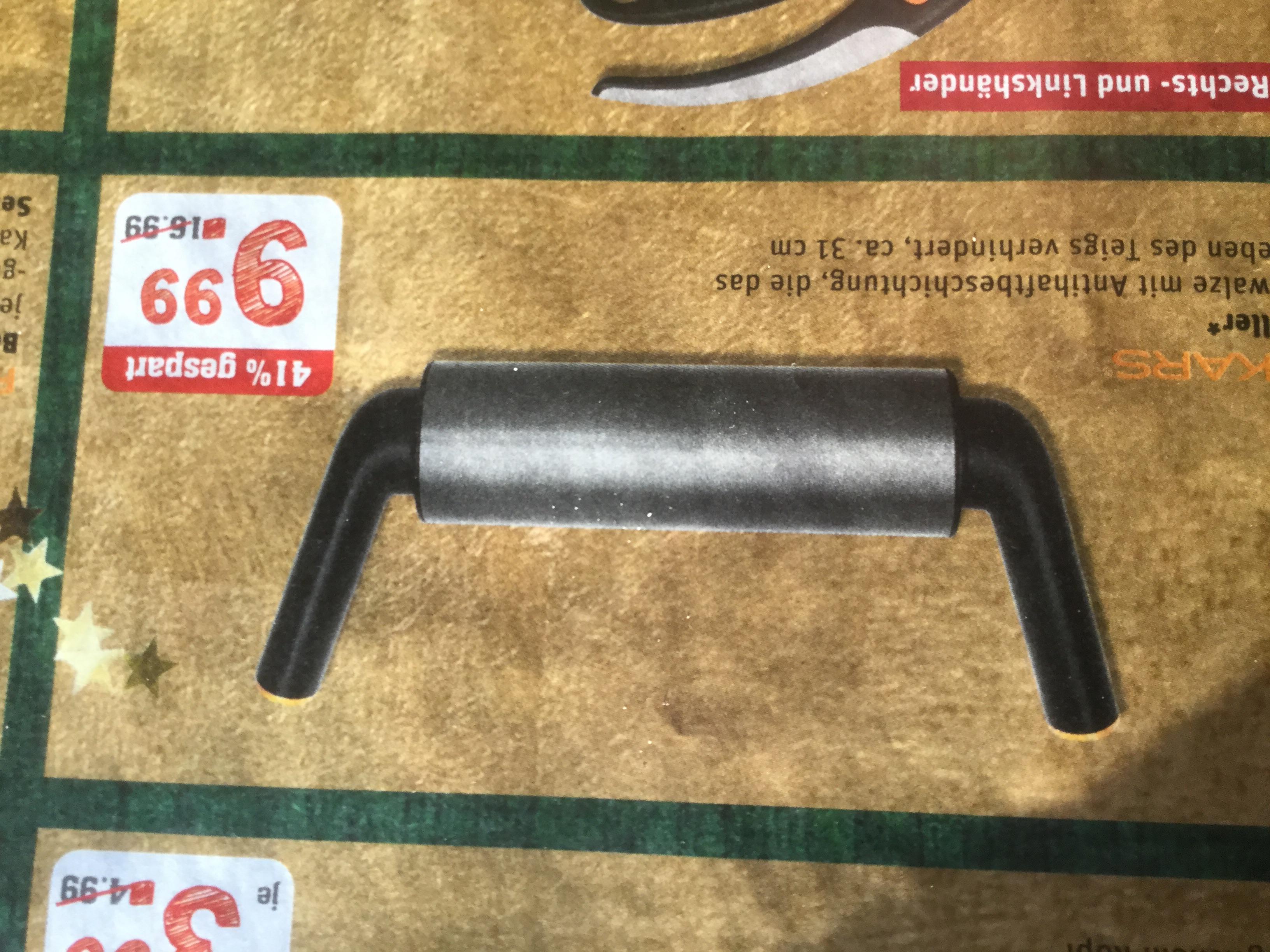 [HH] Fiskars Teigroller - 9,99 € - Rewe City Altona - Max-Brauer-Allee