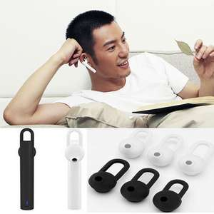 [Zapals] Original : Xiaomi Mi Wireless Bluetooth V4.1 In-ear Headset
